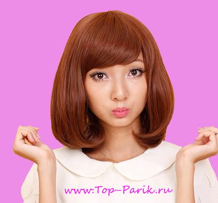 Парики из искусственных волос